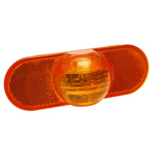 Torsion Mount® III Oval Side Turn Marker Lights