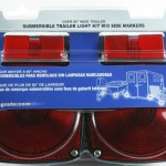 Submersible Trailer Lighting Kit for Trailers Over 80