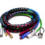 3-in-1 15' ABS Electrical & Air Assemblies.