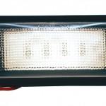 LED Whitelight Recessed-Mount Interior Tyco Dome Light.