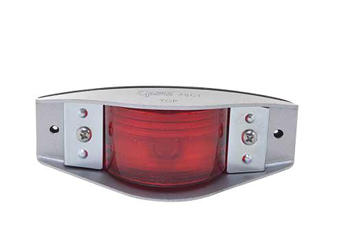 Grote Industries - 45012 – Armored Clearance Marker Light, Red