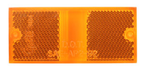 94643 – Stop Tail Turn Replacement Lens, Yellow
