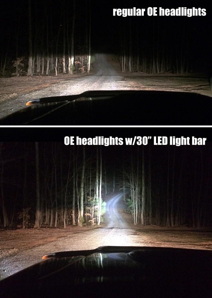 Grote Inch Light Bar X on Led Emergency Light Circuit