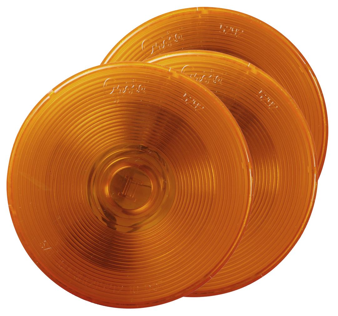 52773-3 – Torsion Mount® II 4″ Stop Tail Turn Light, Front Park, Female Pin, Yellow Turn, Bulk Pack