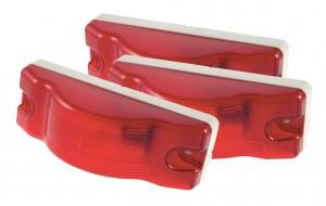 54012-3 – Sentry Supplemental High Mount Stop Light, Red, Bulk Pack