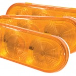 SuperNova® Oval LED Stop Tail Turn Lights.