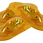 54203-3 - SuperNova® Oval LED Side Turn Marker Lights