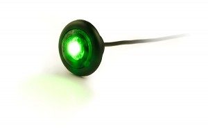 60824 – MicroNova® LED Indicator Light, Green