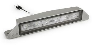 64M11-5 – LED Radius Light, 1200 Lumen, Proprietary Flood
