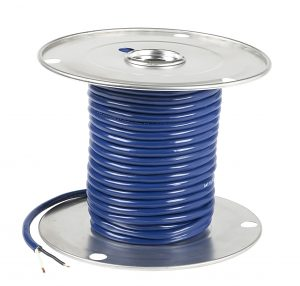 82-5822 – Low Temp Trailer Cable, 2 Conductor, 14 Gauge, 100′ Spool