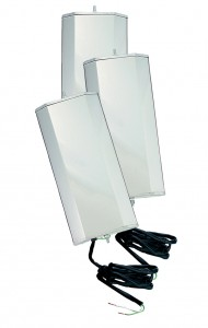 16053-3 – Ice & Frost-Free Heated West Coast Mirror, Stainless steel, Bulk Pack