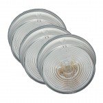 2 twist in sealed license light clear bulk