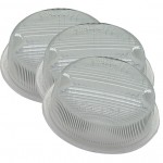 license backup replacement lenses oe style clear bulk pack