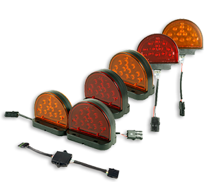 Grote LED Signal Lights for Agriculture Equipment