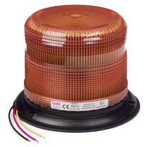 78913 – Heavy Duty LED Strobe, 5″, Amber