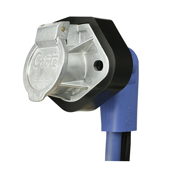 87210 ultra seal g7 plug & receptacle with 7 way female  at reclaimingppi.co