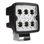 2800 Lumen Wide Flood Trilliant® Cube 2.0 LED Hard Shell Work Light