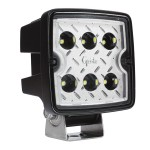 63L81 - Trilliant® Cube 2.0 LED Work Light, 2800 Lumens, Hard Shell SS, Wide Flood