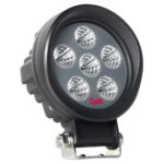 LED Work Light, 1600 Lumens, Round