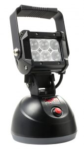 BZ501-5 – BriteZone™ LED Work Light, 1100 Raw Lumens, Go Anywhere Hand Held, Flood