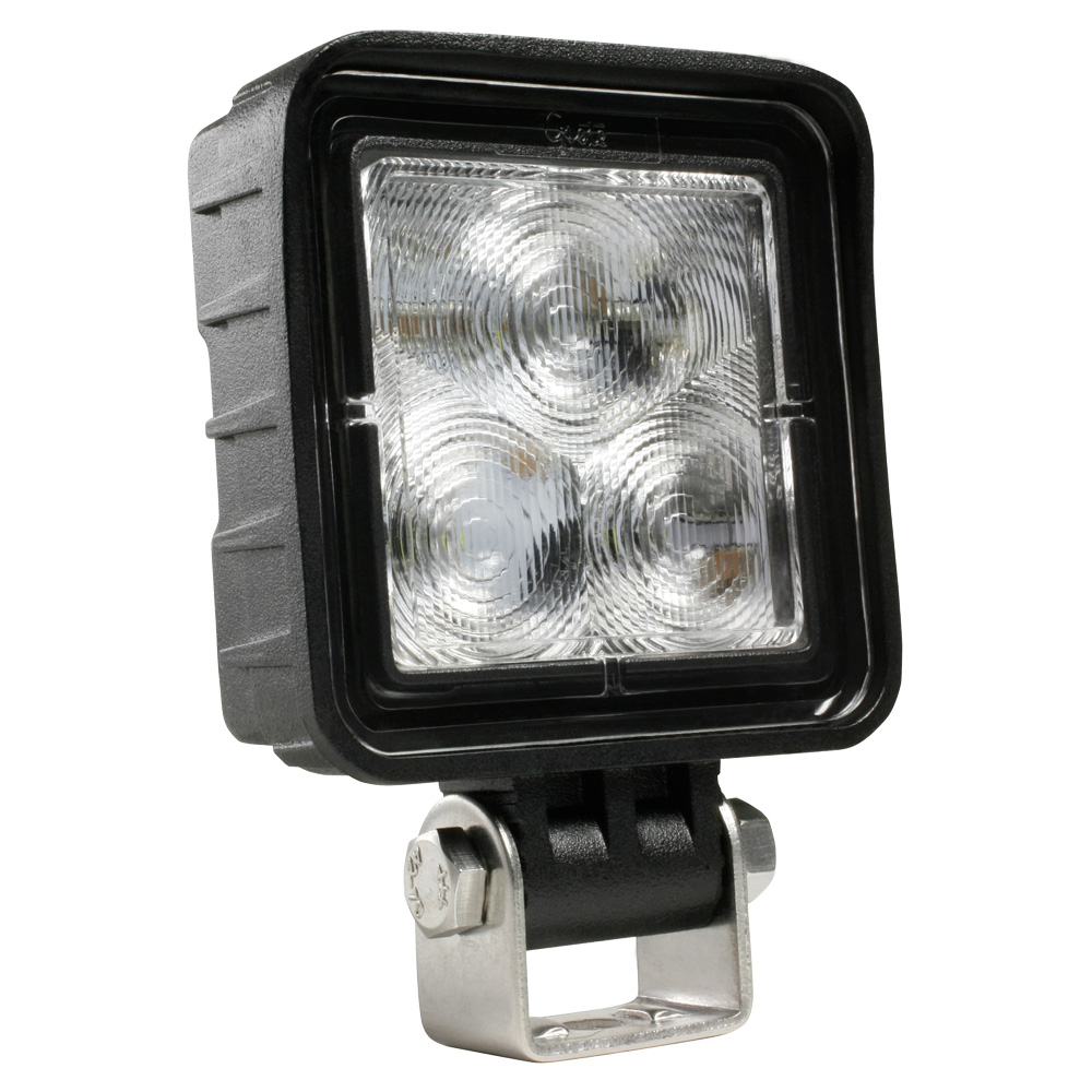 Grote Industries - BZ601-5 – BriteZone™ LED Work Light, 775 Raw Lumens, Mini Square, Flood