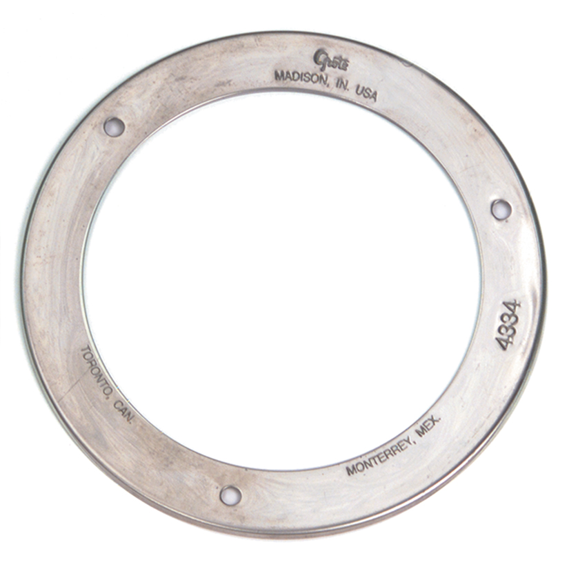 Grote Industries - 43343 – Security Ring, 4″ Round, Steel