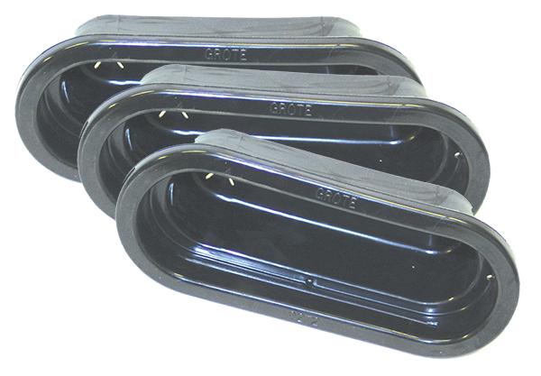 92720-3 – Grommet For 6″ Oval Lights, Closed Back, Bulk Pack
