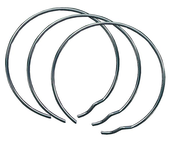 99593-3 – Snap Ring For 4″ Round Lights, Use w/ 50222 & 50352, Bulk Pack