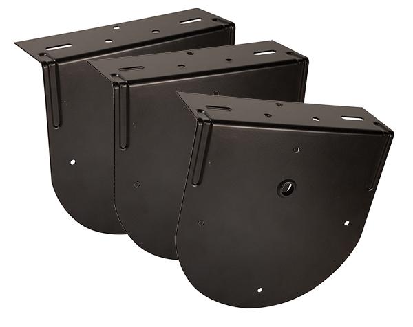 93982-3 – Mounting Bracket For 7″ Round Lights, Black, Bulk Pack