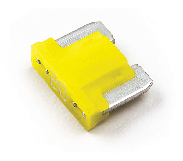 82-ans-20a  Atm Blade Fuse  Yellow