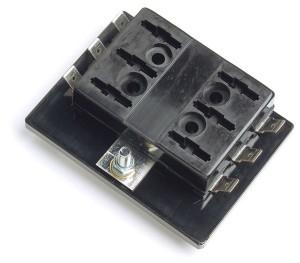 Paneles de fusiblespara fusibles de cuchilla estándar