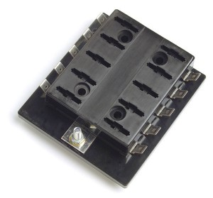 82-2305 – Fuse Panel For Standard Blade Fuses (10 Position)