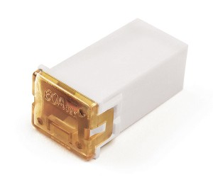 """82-FMX-25A – Cartridge """"Link"""" Fuse, Clear – 25 Amp"""