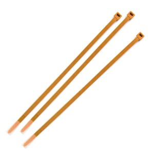 83-6031-3 – Nylon Cable Ties, 1000 Pack, Orange