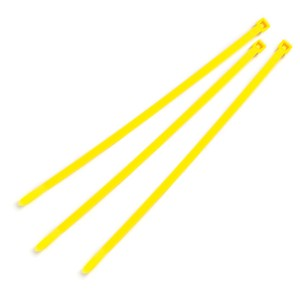 83-6033-3 – Nylon Cable Ties, 1000 Pack, Yellow