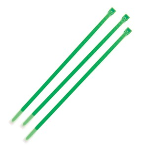 83-6034-3 – Nylon Cable Ties, 1000 Pack, Green