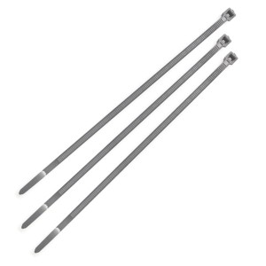 83-6036-3 – Nylon Cable Ties, 1000 Pack, Grey