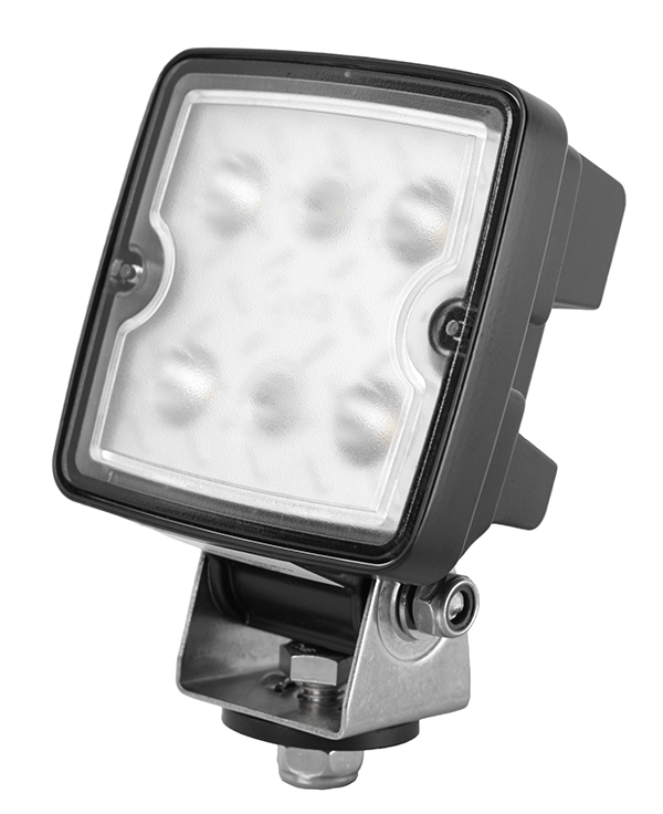 63U01 – Trilliant® Cube LED Work Light, 1200 Lumens, Deutsch, Flood