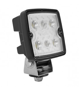 63U41 – Trilliant® Cube LED Work Light, 1200 Lumens, Deutsch, Near Flood