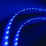 Blue LED Lighting Strip.