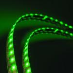 Green LED Lighting Strip.