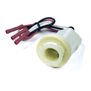 84-1057 – Socket Repair Assembly, Front Turn & Signal Light, 3 Wire, 18 Gauge, 8″ Wire Length