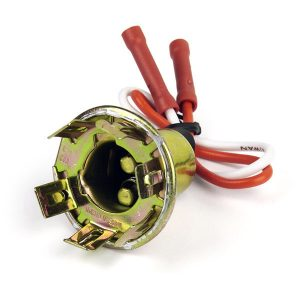 84-1067 – Socket Repair Assembly, With Grounded Terminal, 3 Wire, 18 Gauge, 6″ Wire Length