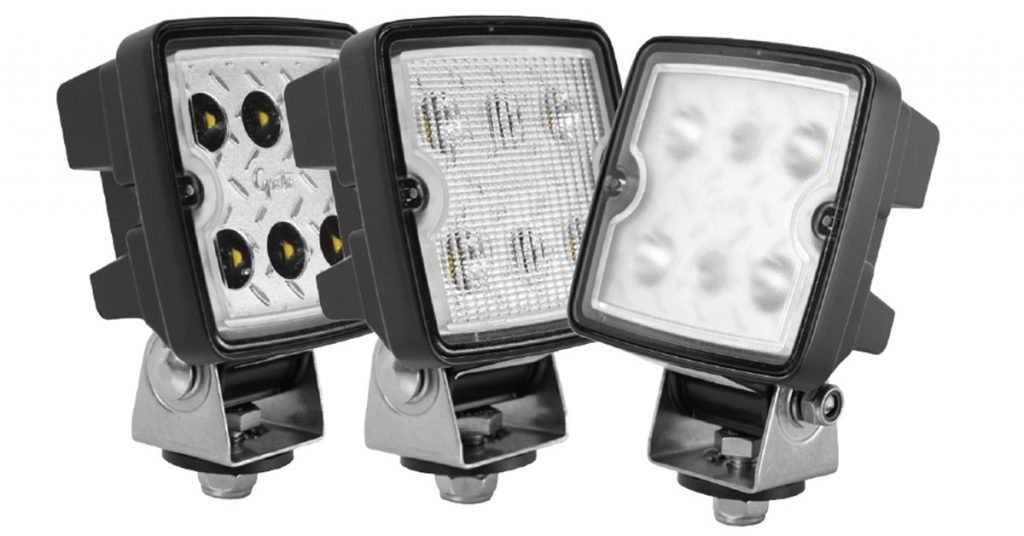 Cube LED Work Lights