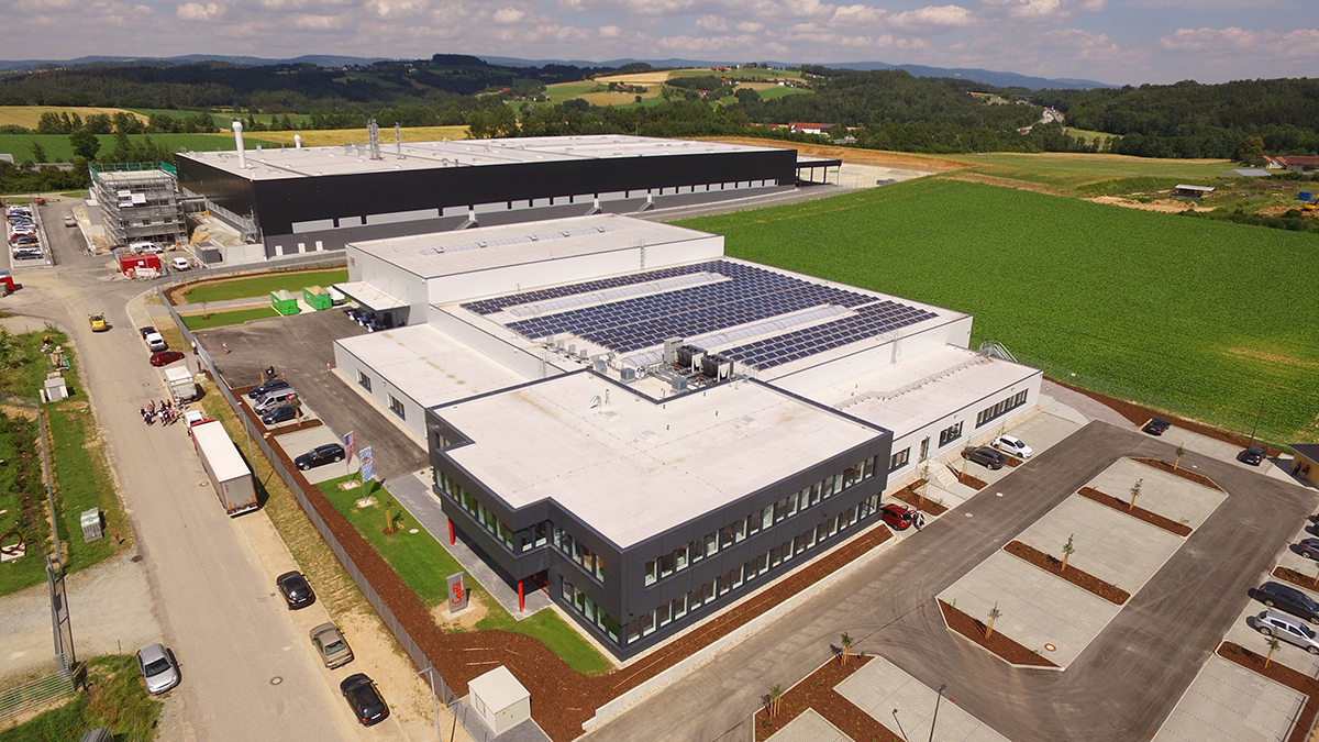 Grote's new Bogen, Germany facility in Bavaria