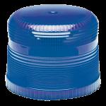 Blue Strobe Light Lens