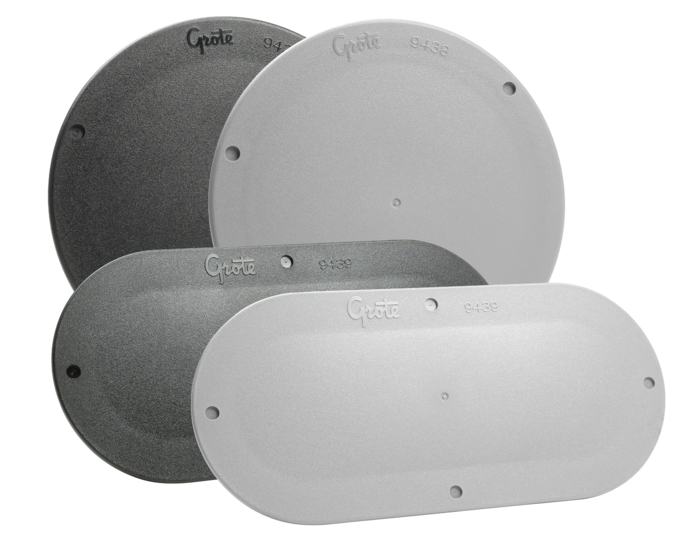 Snap-in Cover Plates