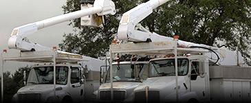Camions utilitaires et camion-atelier