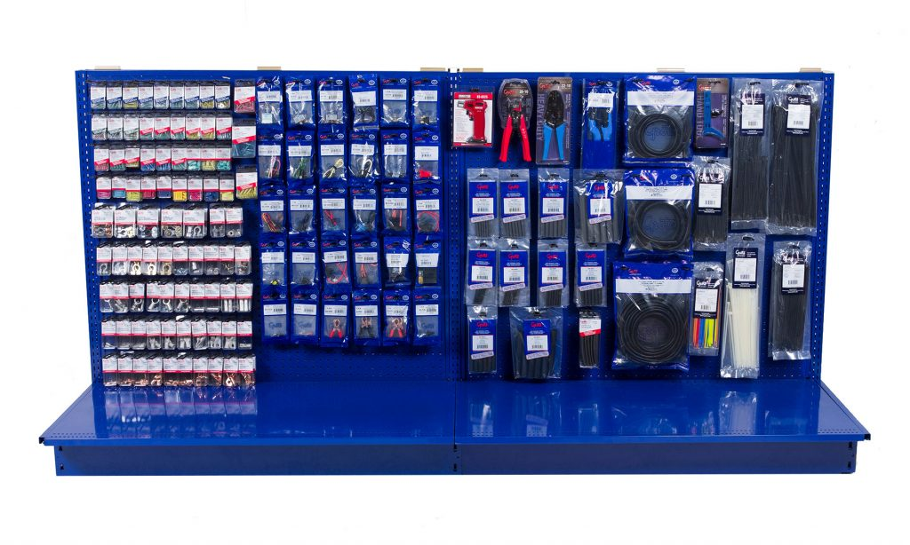 Grote Accessories Display for Distributor Store