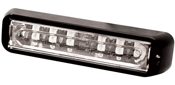 78795 – Class I Dual Color, LED Directional Surface Mount Light, Amber/Blue